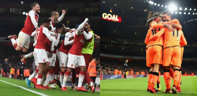 DESI Fans: Arsenal 3-3 Liverpool December 2017