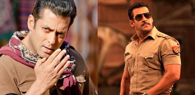 Salman's Best Filmy Looks