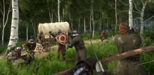 Combat in Kingdom Come Deliverance