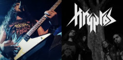 Kryptos ~ the Thrash Metal band from India