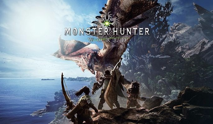 Monster Hunter World Game