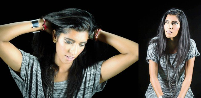 Living in South Africa with South Asian roots gives Olisha Naicker a truly unique background.