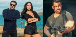 Salman & Katrina Romance with Action in Tiger Zinda Hai