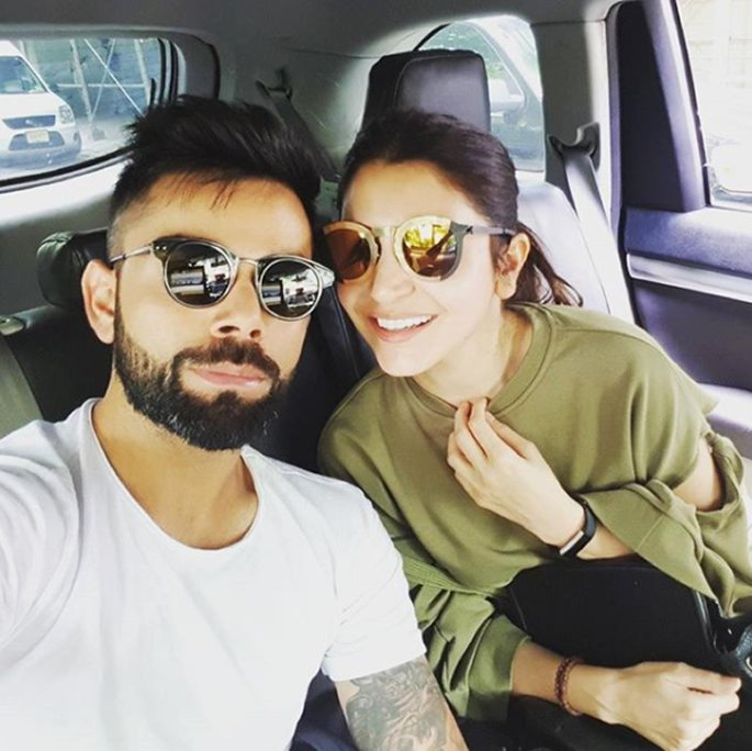 Sachin, Yuvraj Only Cricketers Invited For Virat-Anushka Wedding?