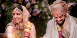 Virat Kohli and Anushka Sharma marry in Intimate, Tuscany Wedding