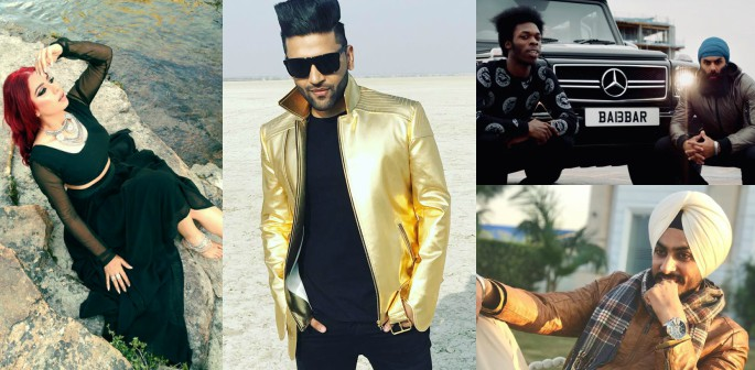 5 Desi Singers to Look Out for in 2018