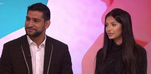 Amir and Faryal on Loose Women