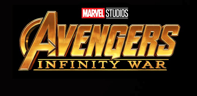 Avengers Infinity War title poster