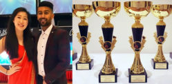 Winners of the Bhangra Dancers Awards 2017
