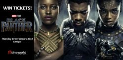 Win Tickets to see Black Panther