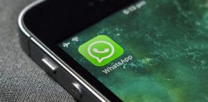Representational image of WhatsApp