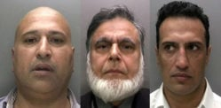 Three British Asian Gang Members ordered to Pay Back £13M