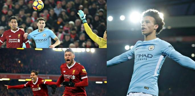 DESI Fans: Liverpool 4-3 Man City January 2018