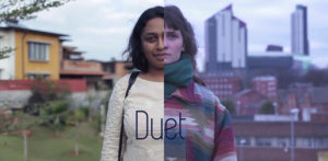 Indian and UK partners using DUET