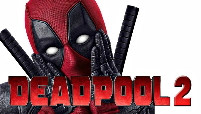 Deadpool 2 title poster