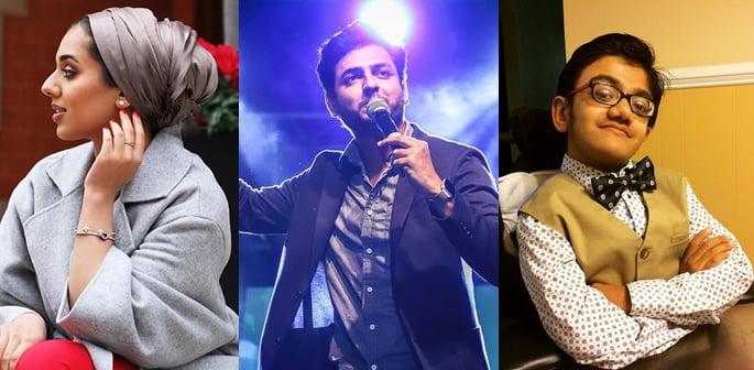 Annam Ahmad, Kenny Sebastian and Sparsh Shah