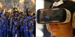 IPL 2018 Cricket will be Streamed Live in Virtual Reality