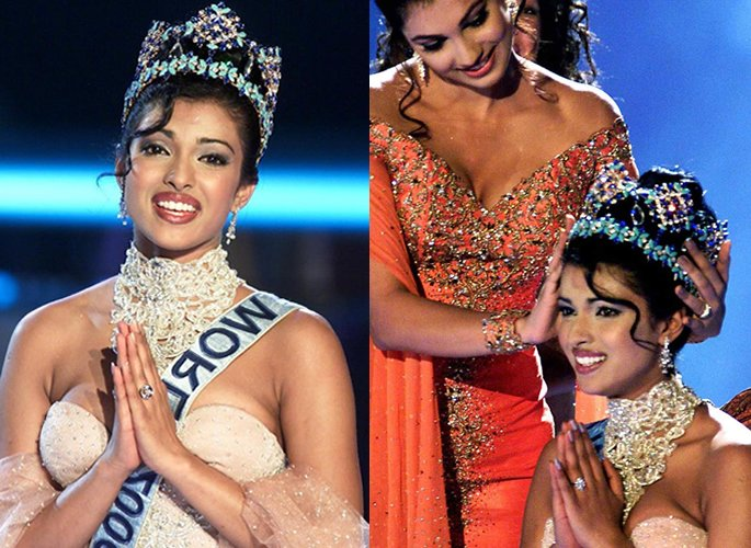 Missnews Beautiful Indian Women Who Are Winners Of Miss World