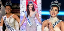 Beautiful Indian Women who are Winners of Miss World