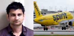 Indian Man charged for Sexually Assaulting Woman on Plane