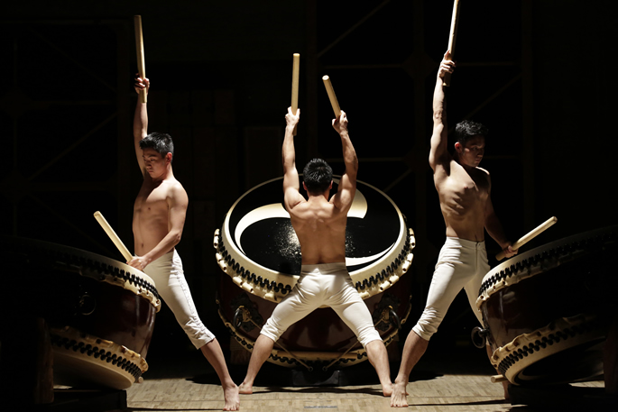 Taiko Performing Arts