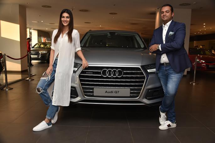 Kriti and Rahil