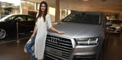 Bollywood Star Kriti Sanon excited to Own an Audi Q7