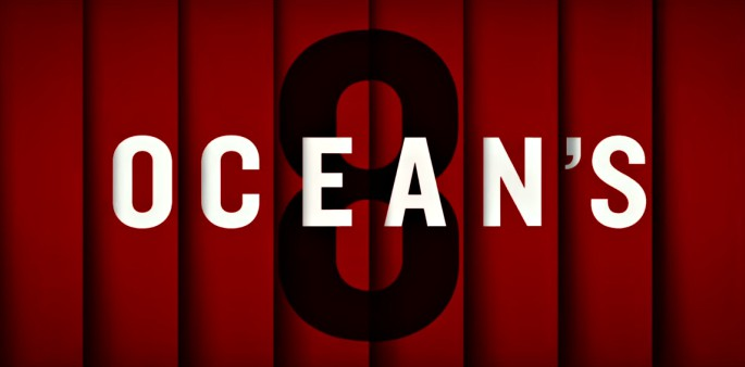 Ocean's Eight title poster