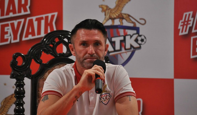 Robbie Keane has more goals than Robin SIngh and Jayesh Rane, but only has two.