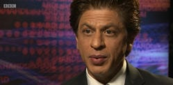 SRK has a HARDtalk with BBC about Behaviour on his Sets