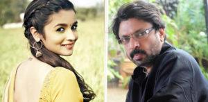 Alia and Sanjay
