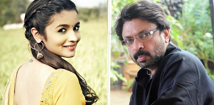 Alia and Sanjay