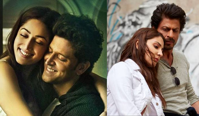 Kaabil and Jab Harry Met Sejal