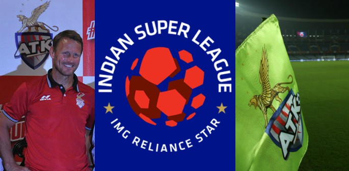 Teddy Sheringham Sacked by ATK in Indian Super League
