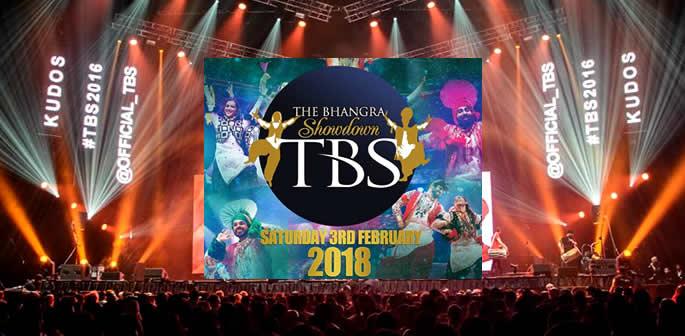 The Bhangra Showdown returns to Birmingham for 2018