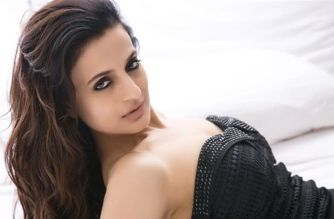 Ameesha in a sexy photoshoot