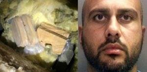 Daljinder Bassi and the drugs found