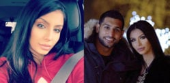 Are Faryal Makhdoom and Amir Khan together for Valentine's Day?