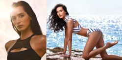 Ishika Sharma: a British Indian Model on the Kingfisher Calendar 2018