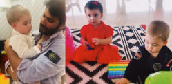 Bollywood celebrates First Birthday of Yash and Roohi Johar
