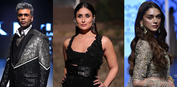 Karan, Kareena and Aditi