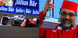 Mahindra Racing in Top Form for Formula E's Santiago ePrix