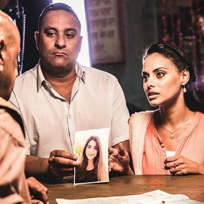 Mishqah in The Indian Detective