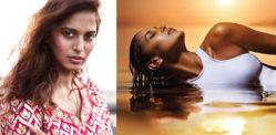 मिताली रन्नौरी एक मॉडल और किंगफिशर कैलेंडर 2018 होने की बात करती हैं