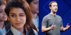 Priya Prakash Varrier has More Followers than Mark Zuckerberg!