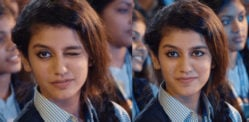 Priya Prakash Varrier becomes an instant Viral Video Star