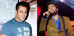Salman-Arijit Feud continues with Welcome To New York?