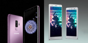 Samsung Galaxy S9 vs Sony Xperia XZ2: Which is Better?