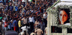 Sridevi: The Final Journey of India's Beloved Actress