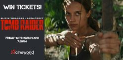 Win Tickets to see Tomb Raider